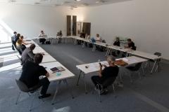 004 Kolleg*innensitzung der AKNW-Kammergruppe WIR Stadtplaner In NRW am 25.06.2020 im Baukunstarchiv NRW, Dortmund