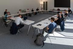 006 Kolleg*innensitzung der AKNW-Kammergruppe WIR Stadtplaner In NRW am 25.06.2020 im Baukunstarchiv NRW, Dortmund