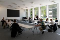 007 Kolleg*innensitzung der AKNW-Kammergruppe WIR Stadtplaner In NRW am 25.06.2020 im Baukunstarchiv NRW, Dortmund