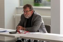 Kolleg*innensitzung der AKNW-Kammergruppe WIR Stadtplaner In NRW am 25.06.2020 im Baukunstarchiv NRW, Dortmund