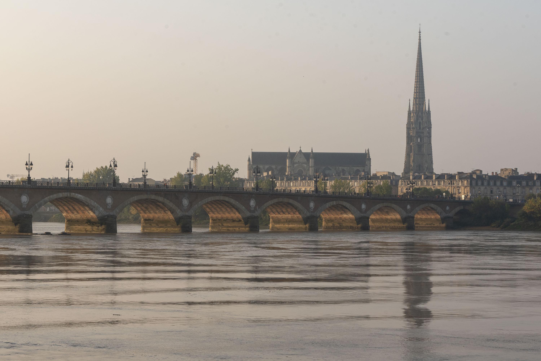 Bordeaux, Pont De Pierre. Foto: Christian Wendling