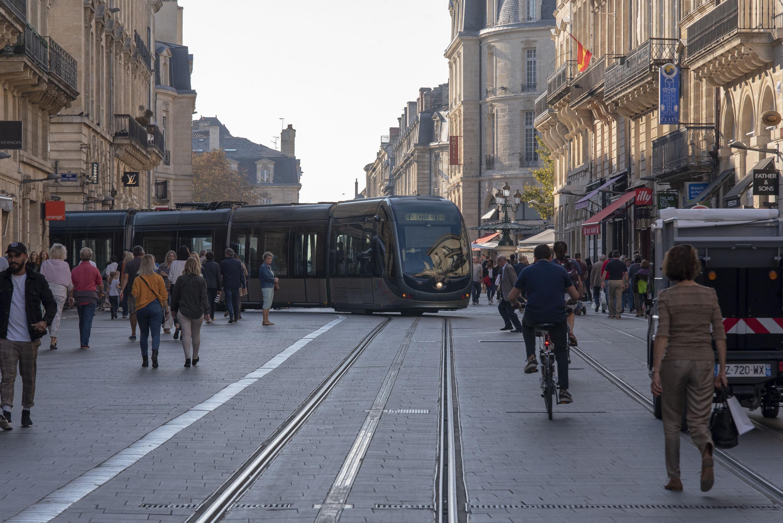 Rückeroberung Der Stadt Durch Stadtverträgliche Mobilität