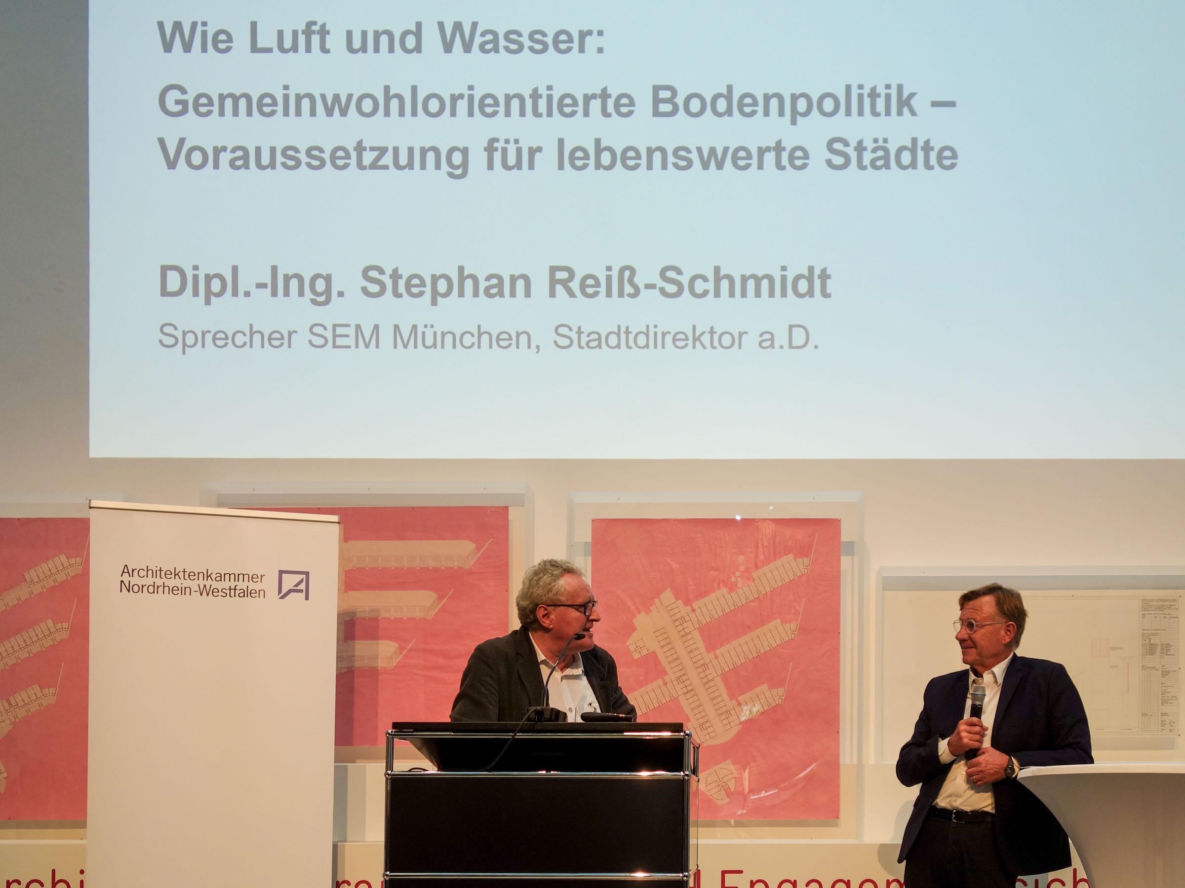 7. Stadtplanertag am 29.11.2019 in Dortmund. Foto: Volker Bleikamp.